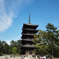 奈良をブラブラ