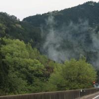 奥飛騨へのドライブ
