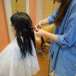 髪の寄付 ヘアドネーション がん治療の子供たちのために