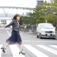 長沼由佳さんを撮影させて頂きました。