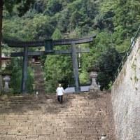 妙義山 妙義神社へ