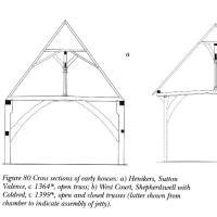 """""""THE MEDIEVAL HOUSES of KENT""""の紹介-34"""