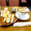JR六甲道の喫茶店「𠮷茶」でモーニング