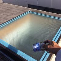 倉敷市玉島で天窓からの雨漏り修理