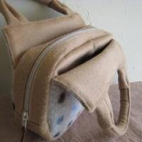 カラフルドットのハンドバッグ♪