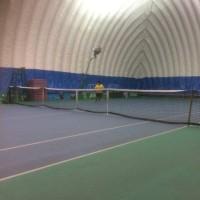今日は卓球とテニス
