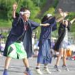 町内会の夏祭り