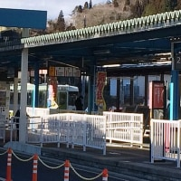 BRTを運行中の気仙沼駅に行ってみた。