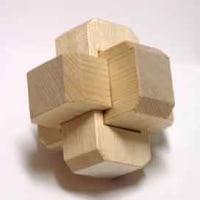 三本組木  材料