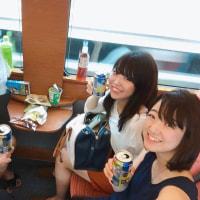 女4人箱根旅