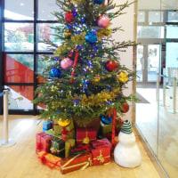 スヌーピー・ミュージアムのクリスマス♪