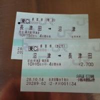 東海道中膝OK?「三島」→「沼津」 広重ごっこ再開!