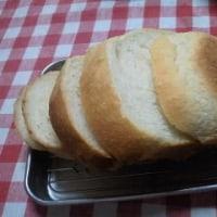 今年焼いたパン