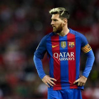 Awesome Messi 55 minutes =1 ball