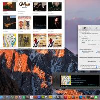 iMac27 OS Sierra で Audirvana Plus が・・・