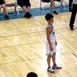 今朝の三景!中3最後の試合バスケットボール!
