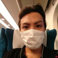 撮影のため名古屋へ!