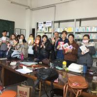 市岡国際教育協会のみなさん、ありがとうございました!