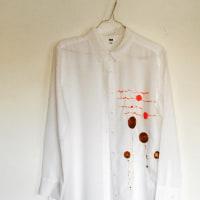 ビーズ刺繍&アリワーク、、既製服を個性服へ