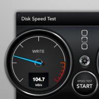 Mac mini Late 2012 ・ Macbookpro Mid 2009 SSD換装後の比較