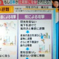 ◯ N-Korea Missile / 北朝鮮のミサイルがもし日本にまで飛んできた場合、我々は身を守るためにどのような対応を取ればいいのか。