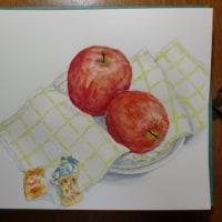りんごとキャンディ