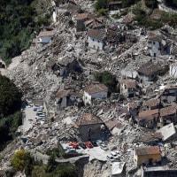 イタリア中部地震:発生後10日目にして余震の数が「5000回」を超える