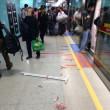広州地下鉄5号線 少年二人が痴漢撃退スプレー散布 乗客がパニック事故発生--中国広東省広州市