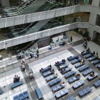 今日は京大病院の診察日