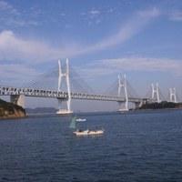 優しい時間・・・瀬戸大橋