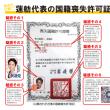 【画像あり】蓮舫代表の国籍喪失許可証7つの疑惑wwwwwwww