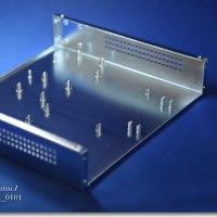 アルミ板・ステンレス板・鉄板で作る箱・BOX・シャーシ・筐体