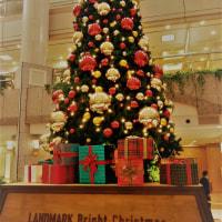 輝くクリスマス