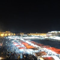 モロッコ 2日目 マラケシュ
