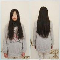◆小学生のヘアドネーション◆