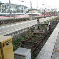 車止め ミュンヘン中央駅