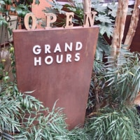 「GRAND HOURS」でランチ&警固神社