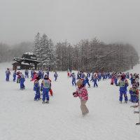 埼玉県 越谷市 中学生のスキー教室が再開!!!