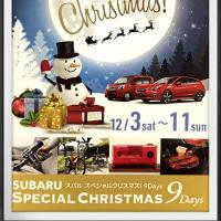 SUBARU SPECIAL CHRISTMAS 9DAYS!