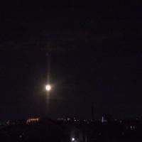 今日が満月