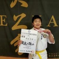 第3回POINT&K.O.中部選抜空手道選手権大会入賞者1