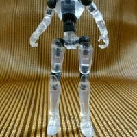 カプセル素体 素ボディVer.1.1&人力車