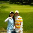 """""""サマーゴルフ""""は、『富里ゴルフ倶楽部』で…。"""