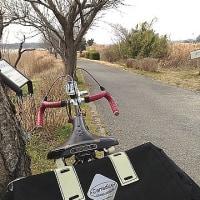 ひとりで自転車で「ほっ」としに行く