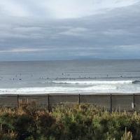 今日の波はどうだろな。5月14日