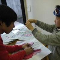 わくわく手づくり体験教室 「凧づくり」 ~2回目