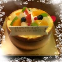 誕生日、おめでとう(*^▽^)/★*☆♪