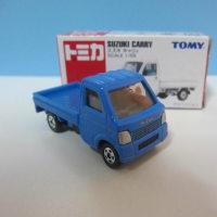軽トラックのトミカ キャリィとサンバー