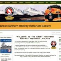 グレートノーザン鉄道歴史協会 新しいウェブサイト