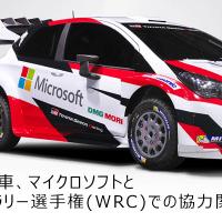 【今の世界情勢では~勝つ事は許されない?】TOYOTA GAZOO Racing WRC 公式映像 第1弾